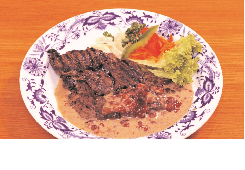 Dančí steak