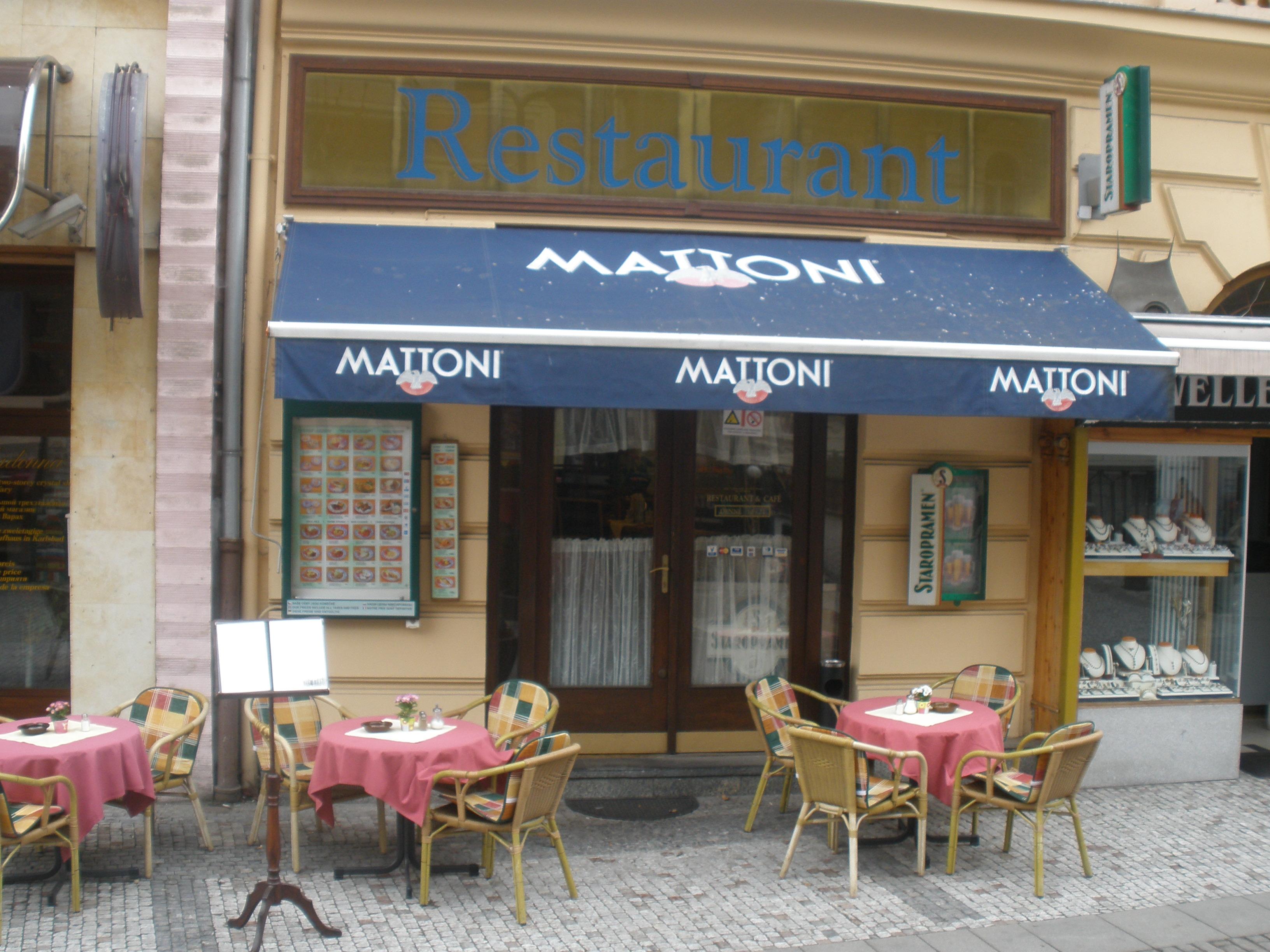 Restaurant Kolonáda